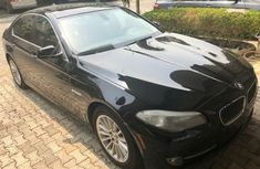 Foreign Used BMW 535i 2012 Model Black