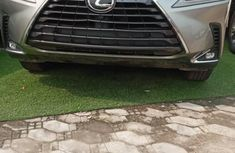 Foreign Used Lexus NX 2018 Model Gold