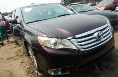 Tokunbo Toyota Avalon 2011 Model Brown
