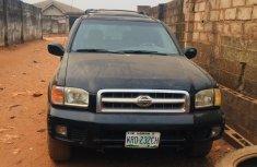 Nigeria Used Nissan Pathfinder 2003 Model Black for Sale