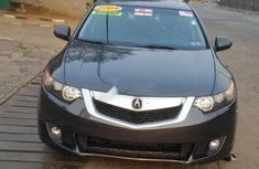 Foreign Used Acura TSX 2009 Model Gray