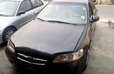 Nigeria Used Honda Accord 2002 V4 2002 Model Green