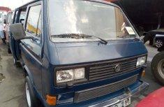 Tokunbo Volkswagen Transporter 1998 Model Blue