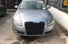 Foreign Used Audi A6 2008 model Silver