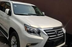 Foreign Used Lexus GX 2016 Model White