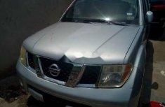 Tokunbo Nissan Pathfinder 2005 Model Silver