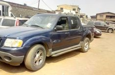 Foreign Used Ford Explorer 2004 Model Blue