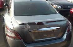 Foreign Used Nissan Maxima 2009 Model Silver