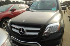 Foreign Used Mercedes Benz GLK350 2011 Model Black