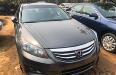 Foreign Used Honda Accord 2011 Model Gray for Sale