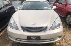 Foreign Used Lexus ES 350 2005 Model Silver for Sale