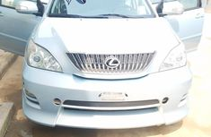 Foreign Used Lexus RX 2004 Model Blue for Sale