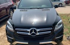 Tokunbo Mercedes-Benz GLE 2018 Model Black