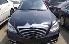 Almost brand new Mercedes-Benz S350 2013 Model