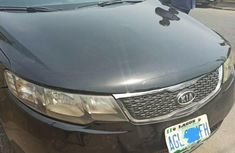 Nigeria Used Kia Cerato 2012 Model Black