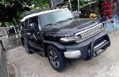 Toyota FJ CRUISER 2008 Model Foreign Used