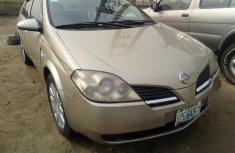 Nigerian Used Nissan Primera 2002 Gold