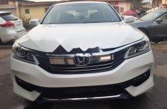 Accident Free Honda Accord 2016 Model