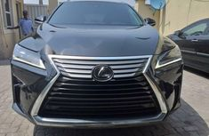 Foreign Used Lexus RX 2020 Model Black