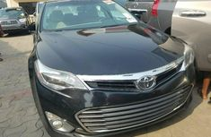Foreign Used Toyota Avalon 2013 Model Black
