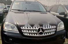 Foreign Used Mercedes-Benz ML350 2006 Model
