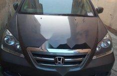 Tokunbo Honda Odyssey 2007 Model Gray