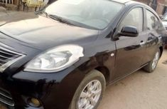 Nigeria Used Nissan Almera 2006 Model Black