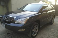 Foreign Used Lexus RX 2008 Model Gray