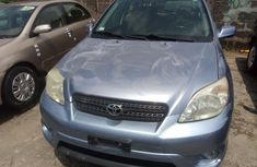Tokunbo Toyota Matrix 2005 Model Blue