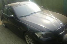 Foreign Used BMW 320d 2010 Model Black for Sale