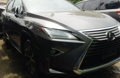 Foreign Used Lexus RX 2016 Model Gray