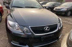 Foreign Used Lexus GS 2007 Model Gray