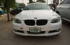 Nigeria Used BMW 335i 2008 Model White