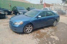 Nigeria Used Toyota Camry 2007 Model Blue