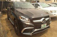 Nigeria Used Mercedes-Benz ML350 2018 Model Black
