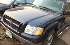 Nigeria Used Ford Explorer 2003 Model Blue