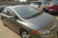 Foreign Used Honda Civic 2006 Model Gray