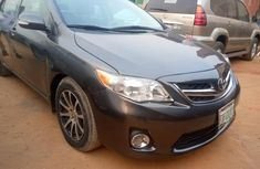 Nigeria Used Toyota Corolla 2011 Model Gray