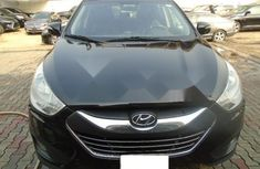 Nigeria Used Hyundai ix35 2011 Model Black
