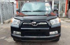Foreign Used Toyota 4-Runner 2011 Model Black