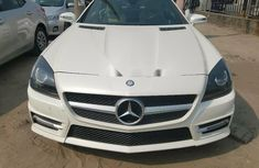 Foreign Used Mercedes-Benz CLK 2015 Model White