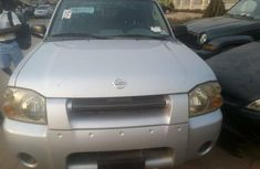 Foreign Used Nissan Frontier 2002 Model Silver