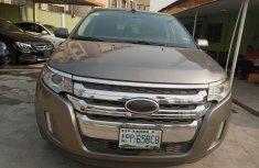 Nigeria Used Ford Edge 2013 Model Gray