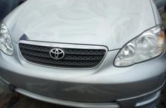 Foreign Used Toyota Corolla 2006 Model Blue