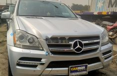 Tokunbo Mercedes-Benz G-Class 2012 Model Silver