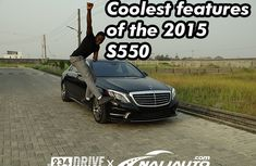 Feature review of Presidency ride Mercedes-Benz S-Class