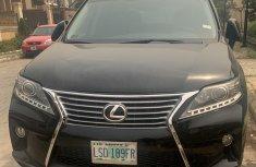 Neat Nigerian Used Rx 350 2015 Model Lexus