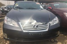 Foreign Used Lexus ES 2010 Model Gray