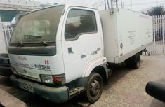 Foreign Used Nissan Cabstar 2001 Model White