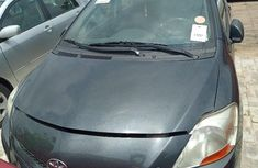 Foreign Used Toyota Yaris 2008 Model Gray